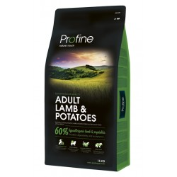 Adulte  Profine Lamb  - Agneau 15 kg