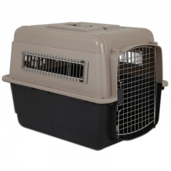 Vari Kennel Ultra Fashion . Taille I - Dimensions en cm (L x l x H): 81.28 X 57.15 x 60.96 couleur non contractuelle