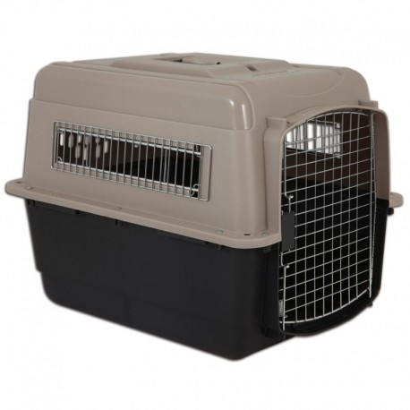 Vari Kennel Ultra Fashion . Taille L - Dimensions en cm (L x l x H): 91,4 x 63,50 x 68,58 couleur non contractuelle