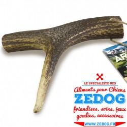 bois de cerf taille L Le bois de cerf étant un produit naturel, il peut varier en taille, couleur, forme et épaisseur