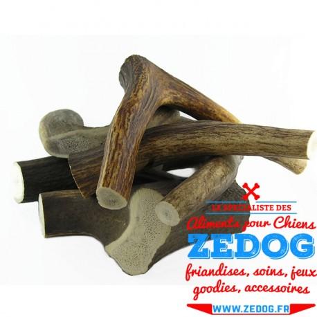 bois de cerf taille XL Le bois de cerf étant un produit naturel, il peut varier en taille, couleur, forme et épaisseur