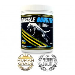 muscle booster pour chiens