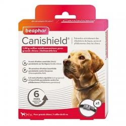 Canishield, Taille 2, collier chien contre les puces, tiques et moustiques