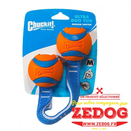 Chuckit Ultra Ball Duo Tug