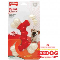 Nylabone  ®  POWER CHEW DOUBLE BONE BACON XL