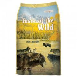 taste of the wild high prairie formula 13 kg