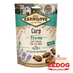 snack pour chien à la carpe carnilove 200 gr