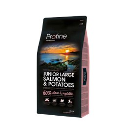 Profine Junior Saumon 15 kg