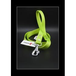 Laisse El Perro neon green