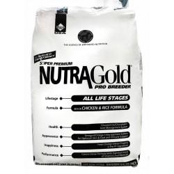 NUTRAGOLD PRO BREEDER 20 KG
