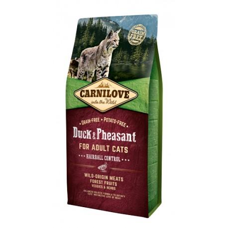 Carnilove Chat  Canard et Faisan 6 kilos 6 kg