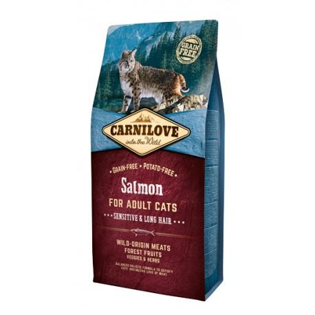 Carnilove Chat  Saumon 6 kg